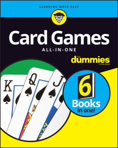 Card Games All In One For Dummies 7