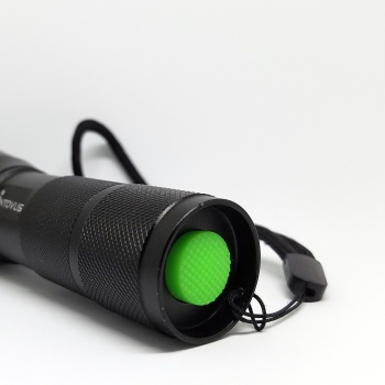 5 Function Button | Intovus Tactical Torch Flash Light