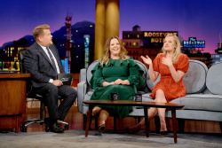 Elisabeth Moss - The Late Late Show with James Corden: August 6th 2019