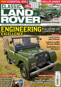 Classic Land Rover - Issue 79 - December (2019)