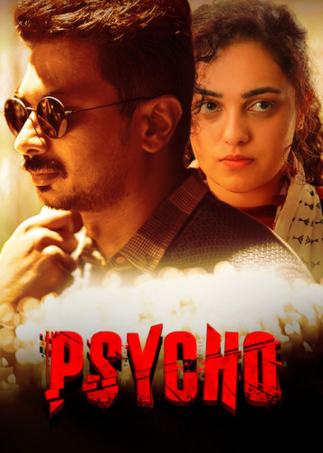 Psycho (2020) 720p HDRip x264 [Dual Audio][Telugu(Org Aud)+Tamil]