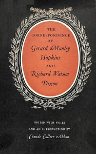 Abbott, C C  (ed ) - Correspondence of Gerard Manley Hopkins and Richard Watson Di...