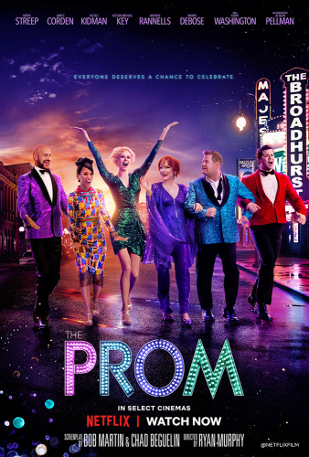 The Prom 2020 1080p NF WEB-DL DDP5 1 Atmos x264-CMRG