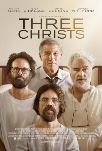 Three Christs 2019 HDRip XviD AC3 EVO
