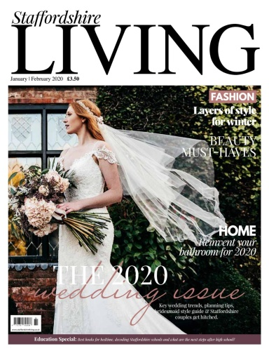 Staffordshire Living - January-February (2020)