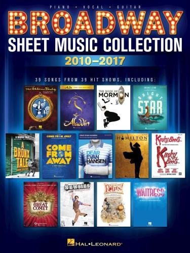 Hal Leonard Broadway Sheet Music Collection 2018  LiB 2010 (2017)
