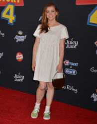 Alyson Hannigan - 'Toy Story 4' Premiere in Los Angeles 06/11/19