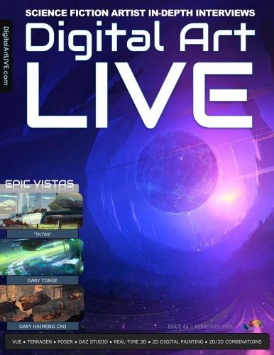 Digital Art Live - February (2020)