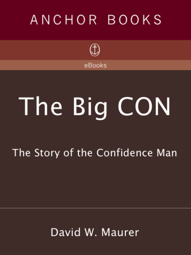 The Big Con- The Story of the Confidence Man