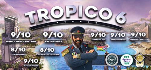 Tropico 6  [v 1.090 rev 114242 + DLCs] (2019) xatab
