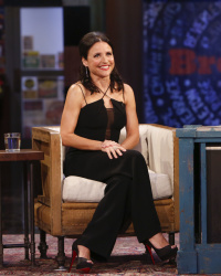 Julia Louis-Dreyfus - Jimmy Kimmel Live: October 18th 2018