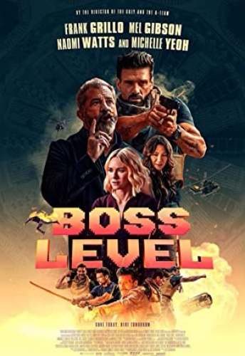 Boss Level 2020 HDRip XviD AC3-EVO