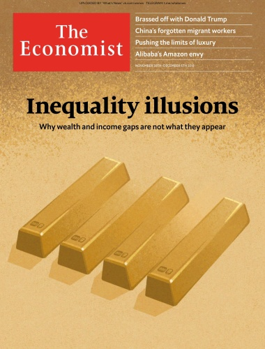 The Economist USA - 30 11 (2019)