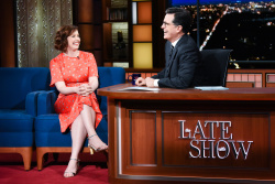 Vanessa Bayer - The Late Show with Stephen Colbert: May 21st 2018