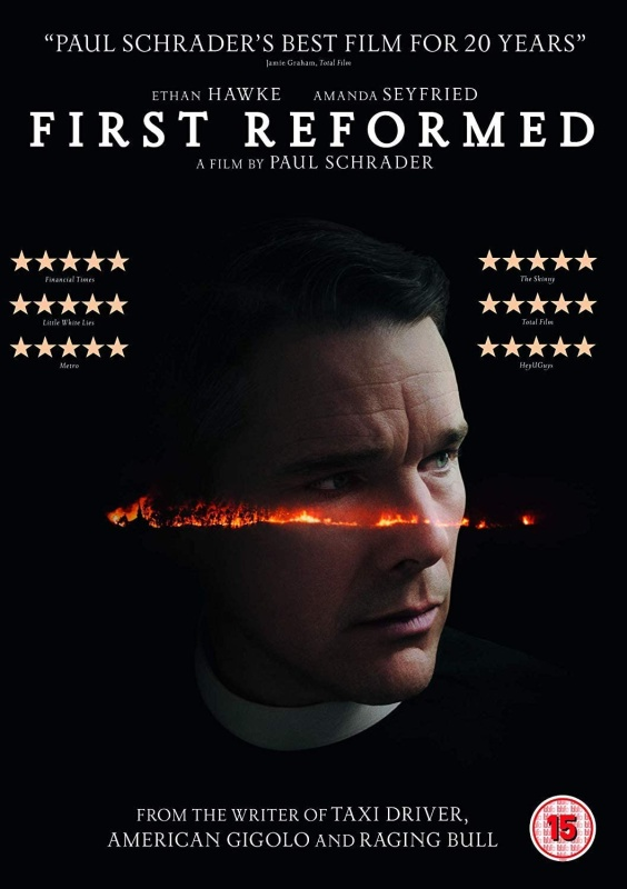 First Reformed (2017) 720p HEVC WEB-HD Dual Audio [Hindi-Eng] x265 – 550 MB