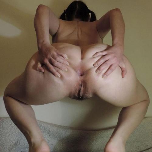 Phat black booty anal