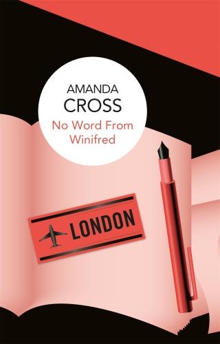 No Word From Winifred - Amanda Cross