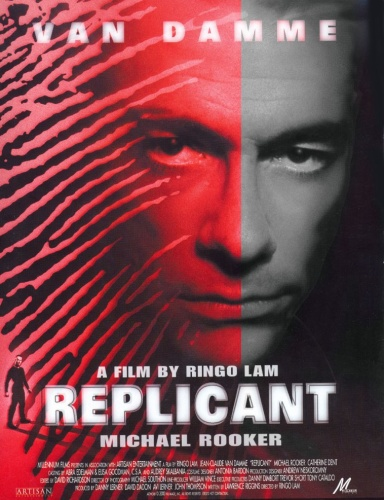 Replicant (2001) 720p BluRay x264 ESubs [Dual Audio][Hindi+English]-=!Dr STAR!=-