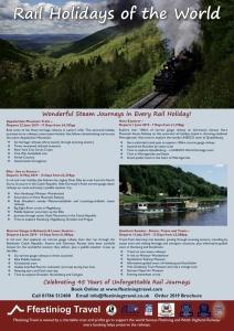 Heritage Railway - November 01 (2018)