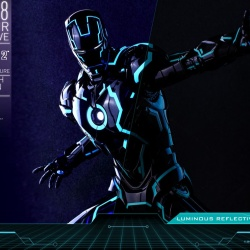 "Iron Man 2 - Mark IV Neon Tech ""Toy Flair Exclusive 2018"" 1/6 (Hot Toys) P8IbPHb3_t"