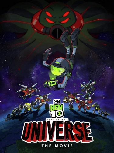 Ben 10 vs the Universe The Movie 2020 HDRip XviD AC3-EVO