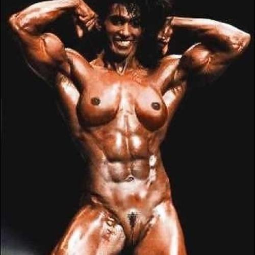 Female bodybuilders big clits