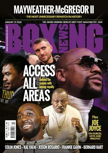 Boxing News - January 23 (2020)