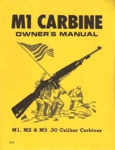 M1 Carbine Owner's Manual