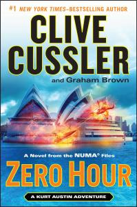 Clive Cussler NUMA 11 Zero Hour