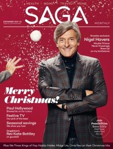 Saga Magazine  December (2017)