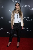 Jordana Brewster - 'A Quiet Place' New York Premiere 4/2/18