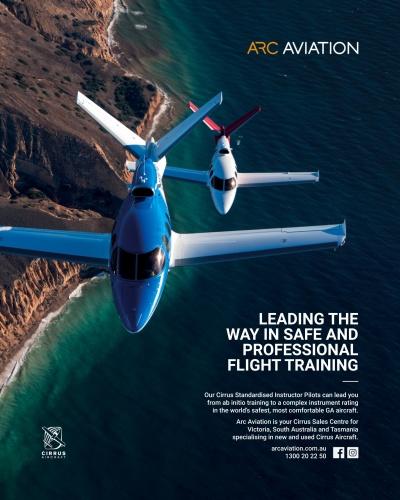 Australian Flying - January (2020)