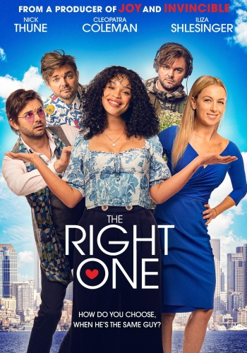 The Right One 2021 BRRip XviD AC3-EVO