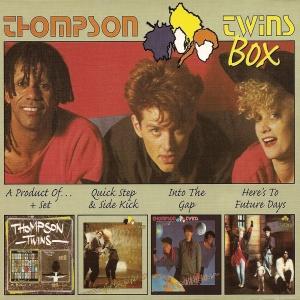 Thompson Twins 8CD Box Set (2010)
