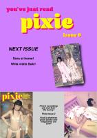 [Magisegret] Pixie Issue Vol.9