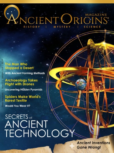 Ancient Origins - Issue 17 - January (2020)