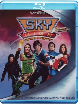 Sky High - Scuola di superpoteri (2005) Full Blu-Ray 25Gb MPEG-2 ITA DTS 5.1 ENG LPCM 5.1 MULTI