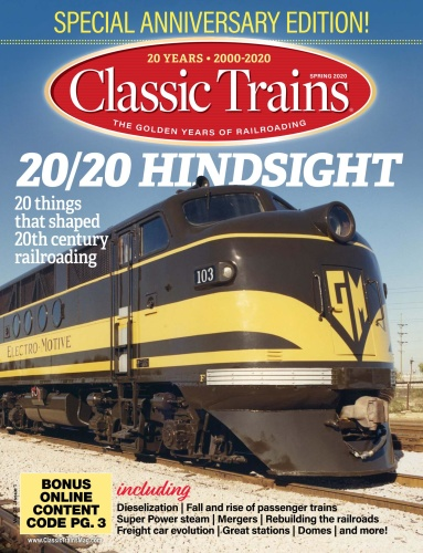 Classic Trains - Spring (2020)