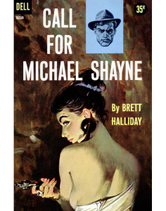 Call for Michael Shayne - Brett Halliday