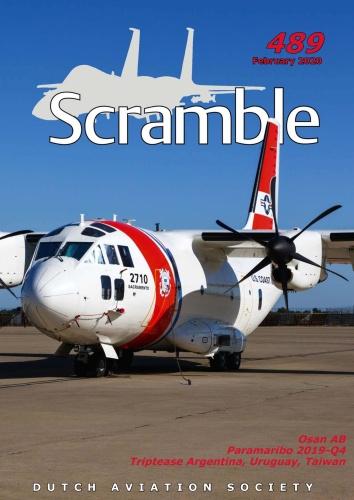 Scramble Magazine - Issue 489 - February (2020)