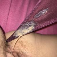 Dirty Panties Discharge Gif
