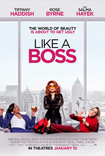 Like a Boss (2020) 720p BluRay x264 [Dual Audio][Hindi+English]