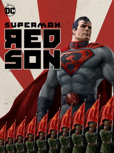Superman Red Son 2020 2160p UHD BluRay x265-WhiteRhino