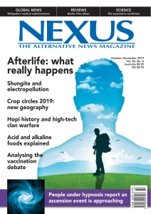Nexus Magazine - October-November (2019)