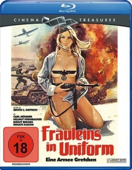 Fraulein in uniforme (1973) BD-Untouched 1080p AVC DTS HD-AC3 iTA-ENG