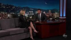Olivia Holt - Jimmy Kimmel Live - 2019-04-29