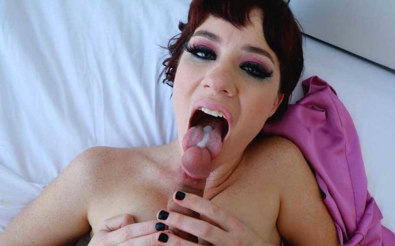 Jessica Ryan - Bubbly Slut Jessica's Post-Scene Sex [FullHD 1080P]
