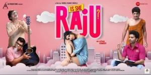 Is She Raju- 2019 Hindi 1080p WEB-DL x264 AAC -DDR