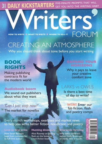 Writers ' Forum - Issue 221 - February (2020)