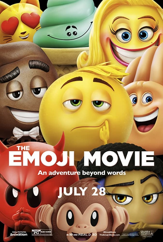 The Emoji Movie (2017) - Gdrivemovie.id